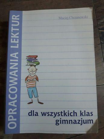 Opracowania lektur