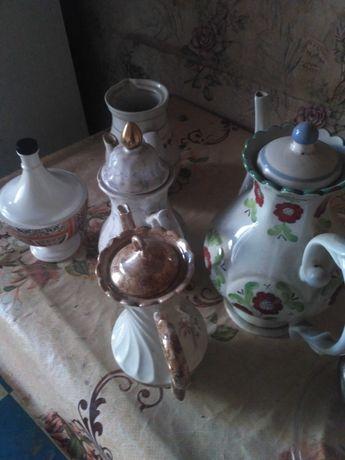 Глиняная посуда 400р