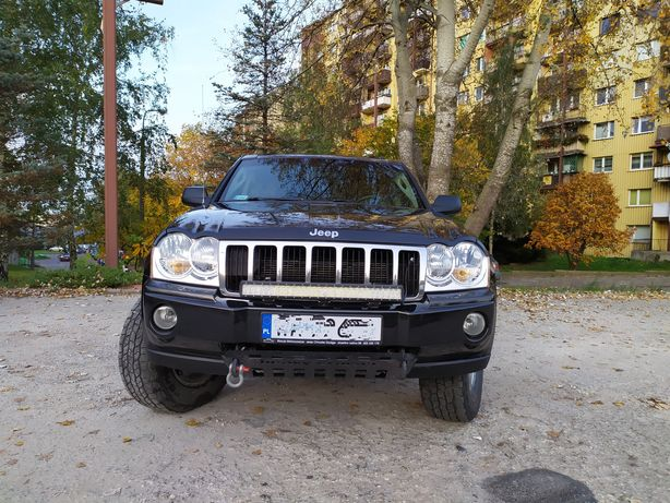 Jeep Grand Cherokee WK V8 4x4