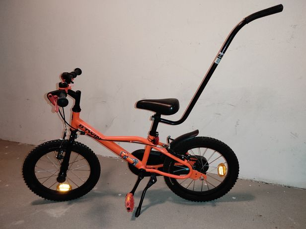 Rower B'TWIN 16 cali