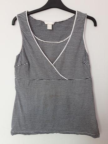 H&M mama-bluzka do karmienia L