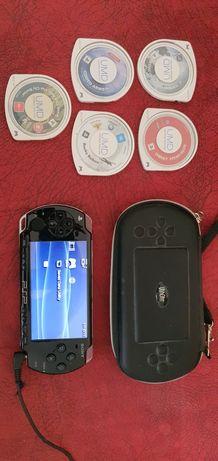 Psp 2003 model plus gry