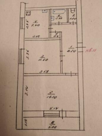 Продаж квартири в Очаків