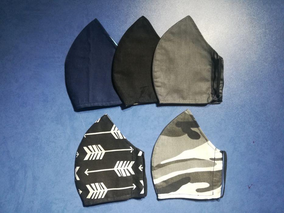 Maseczki ochronne bawełniane dwuwarstwowe Słupsk - image 1