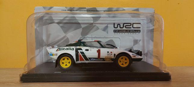 Lancia Stratos 1977 skala 1:24