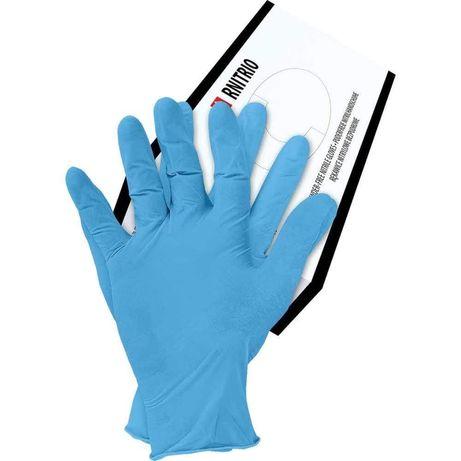 Rękawice nitrylowe rozne rozmiary