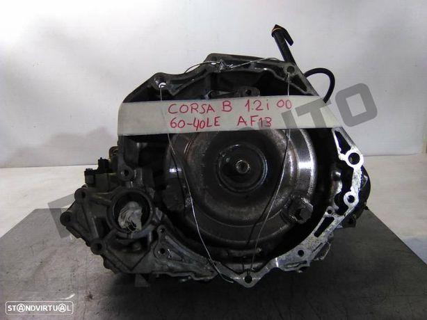 Caixa De Velocidades Aut. 60-40leaf13 Opel Corsa B 1.2 I 16v
