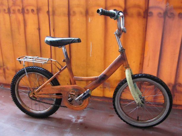 "Велосипед дитячий 16"""