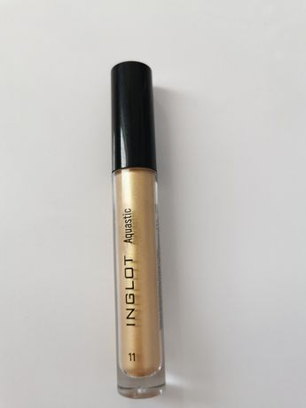 INGLOT Aquastic/cream eyeshadow/11/złoty, kremowy cień/wodoodporny