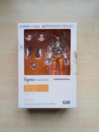 Overwatch figurka Tracer Smuga Figma nowa