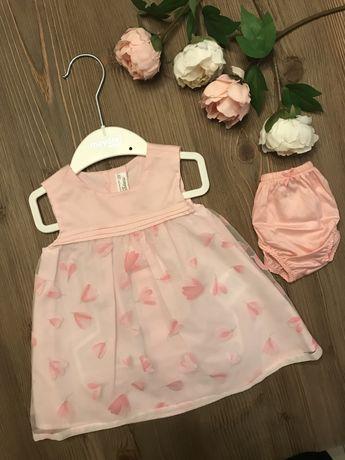 Letnia sukienka MAYORAL 70 cm