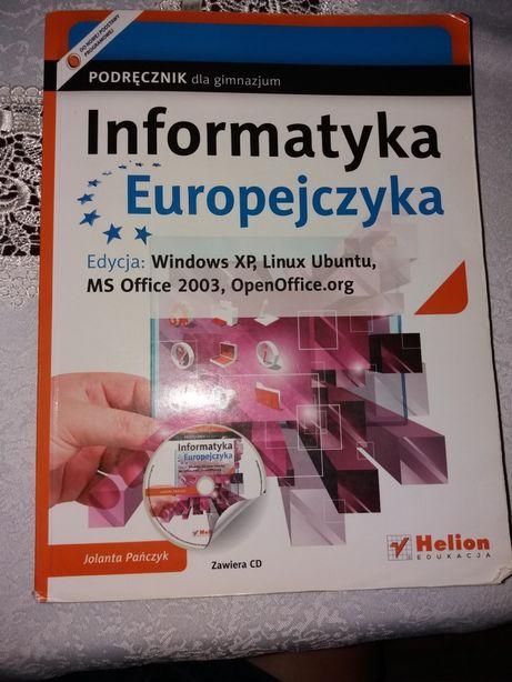 Informatyka Europejczyka CD, gimnazjum