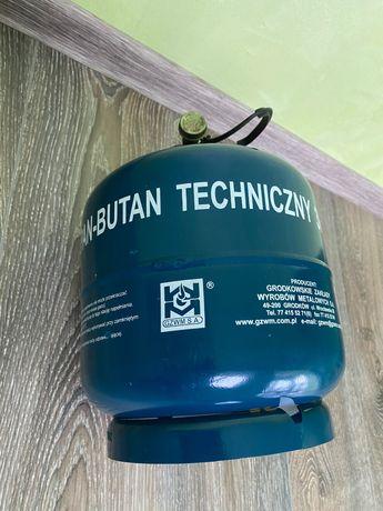 Газовый балон (Польша)  GZWM BT-3