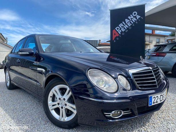 Mercedes-Benz E 220 CDI AVANTGARDE AUTO