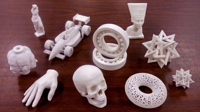 Impressão e Modelação Impressora 3D Printer
