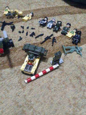 Набор Лего военный