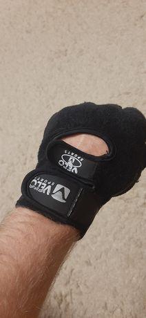 Перчатки спорт кожа
