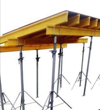 Nowy Strop 100 m2 szalunki stropowe gotowy zestaw dzwigar