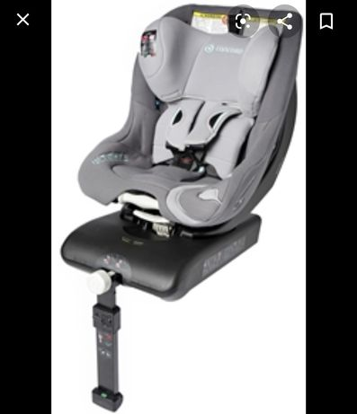 Cadeira auto - concord ultimax isofix