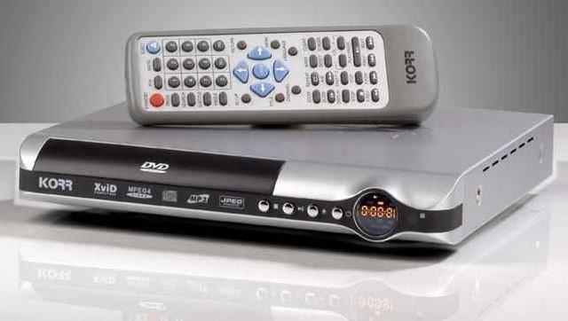 DVD korr używane