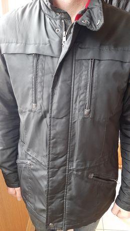 Куртка мужская черная GEOX разм. L