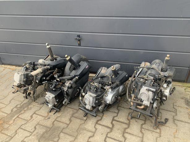 Silnik skuter 4T 50cc Zipp Junak Romet Barton Baotian Benzer Kingway
