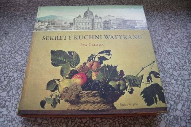 Sekrety kuchni Watykanu