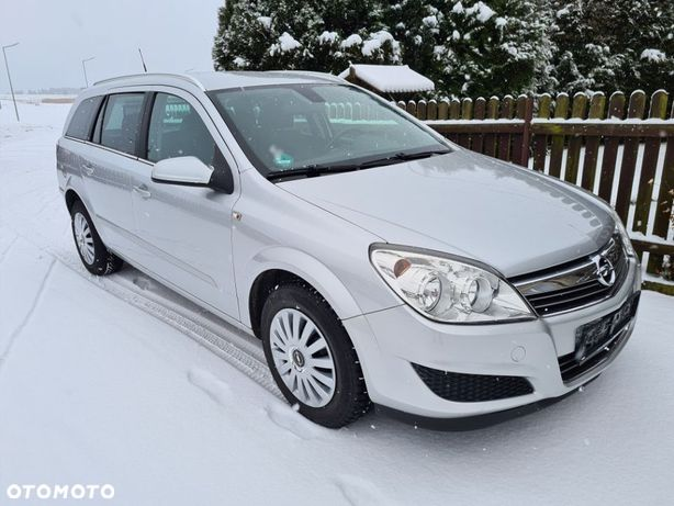 Opel Astra 1.7 CDTI mały przebieg