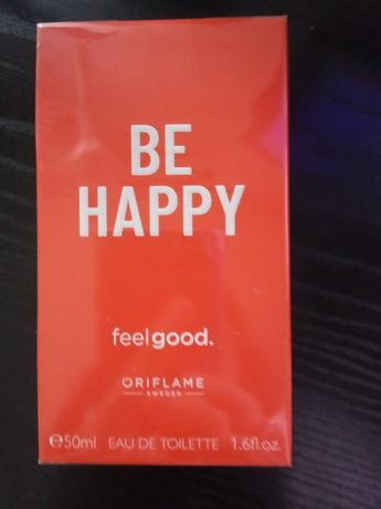 Be Happy Oriflame