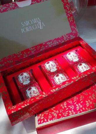 Sabonete fino embalagem luxo Saboaria Portuguesa