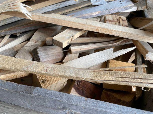 Oddam za darmo drewno elementy palet