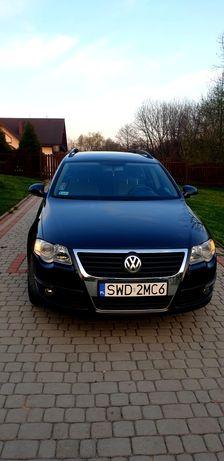 Vw Volkswagen Passat B6 1,9 tdi / Zadbane / Garażowany