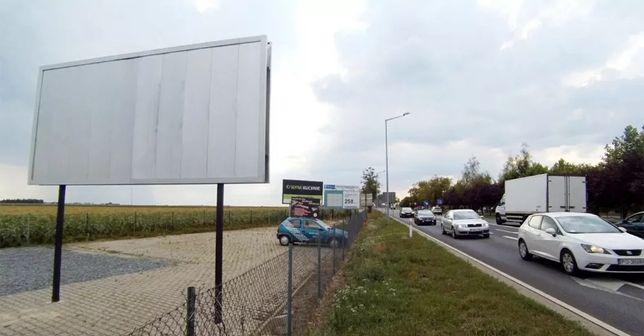 Billboard tablica reklamowa bilbord do wynajęcia Szamotuły reklama