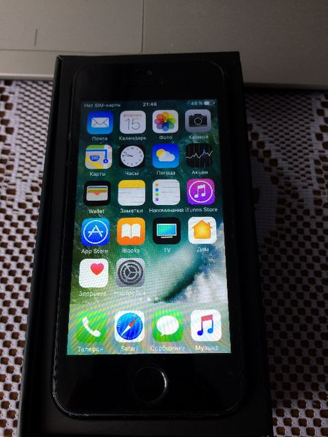 Iphone 5 64Gb neverlock