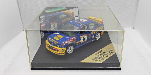 Miniatura Rally 1/43