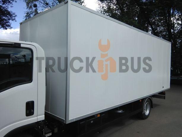 Автомобиль ISUZU NPR 75- промтоварный фургон