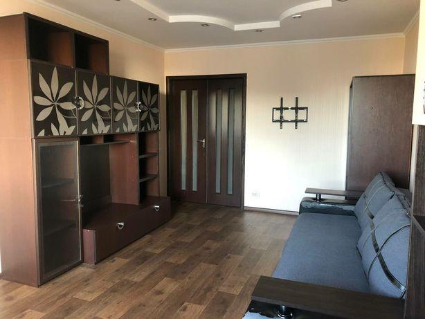 Однокомнатная квартира с ремонтом