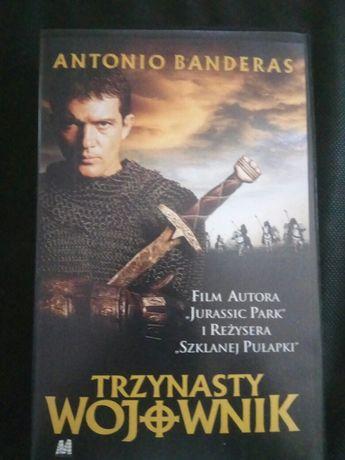 Trzynasty wojownik - kaseta VHS