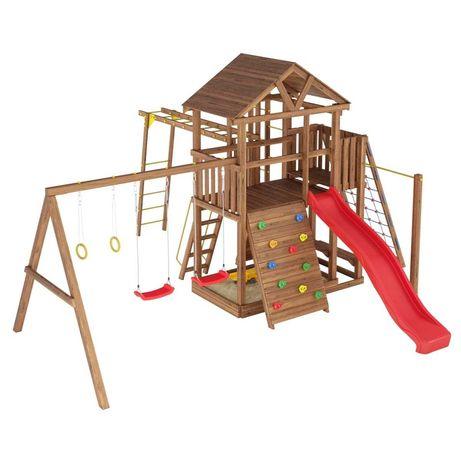 ПРОИЗВОДИТЕЛЬ!!!Детская площадка Игровой комплекс Горка Домик Качель