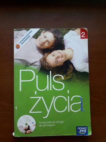 Podręcznik do biologii Plus życia 2
