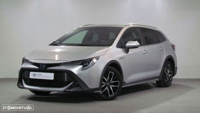 Toyota Corolla Touring Sports TS 2.0 Hybrid Dynamic Force TREK