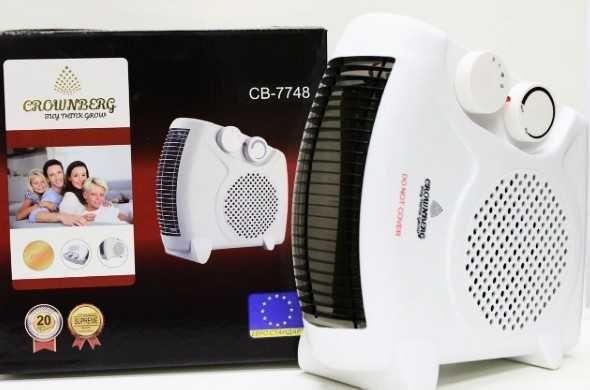 Тепловентилятор, дуйка CB-7748 Crownberg