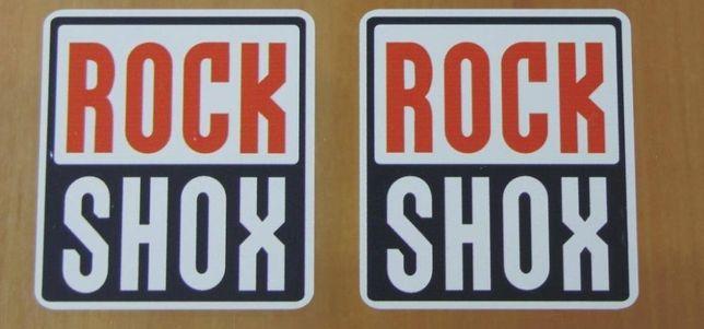 2 x Rock shoks
