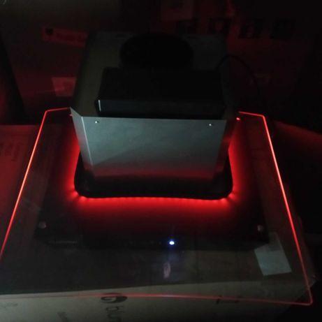 okap wyciąg tryb otwarty 60cm 580 m³ / h RGB