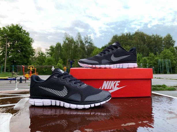 Мужские кроссовки Nike Free Run 3.0 (41-46) - 3 цвета. ТОП качество!