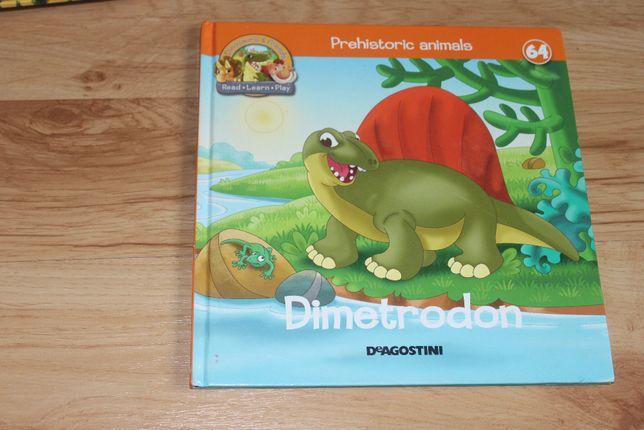dinozaury książeczka angielski