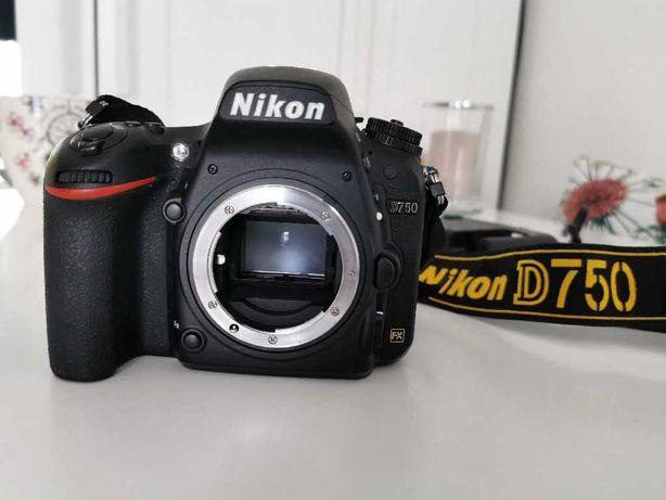 Nikon D750 body jak nowy, 11434 zdjęć