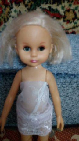 Кукла Алина, говорящая, 33 см.