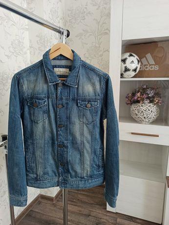 Джинсовая куртка Calvin Klein джинсовка Levis S