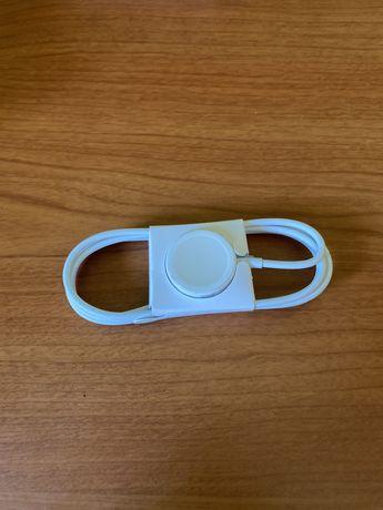 Carregador Apple Watch novo